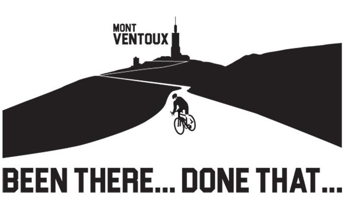 Mont Ventoux Cycling T-Shirt Velo Mule