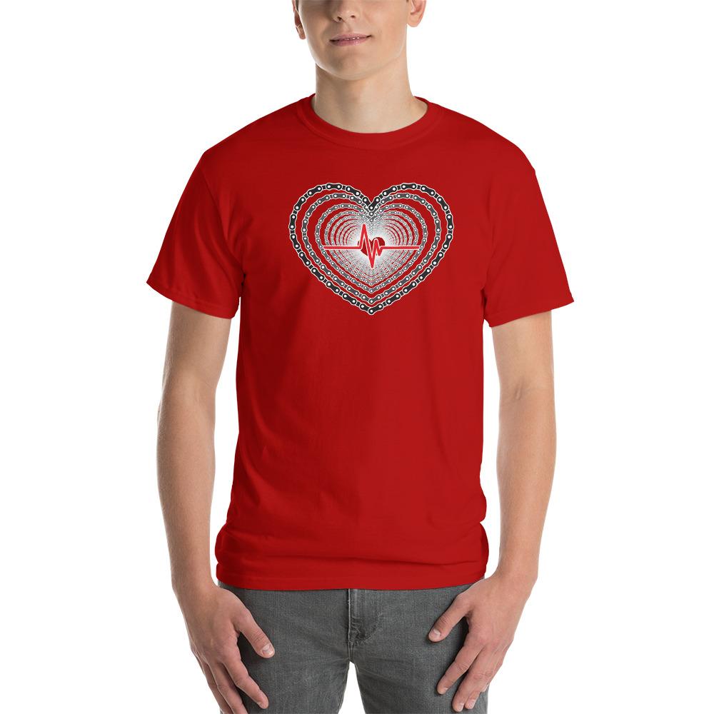 Heart Rate Cycling t-Shirt