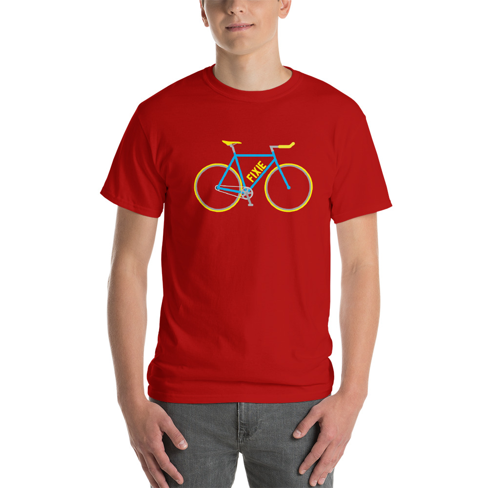 Velo Mule Fixie Cycling T-Shirt