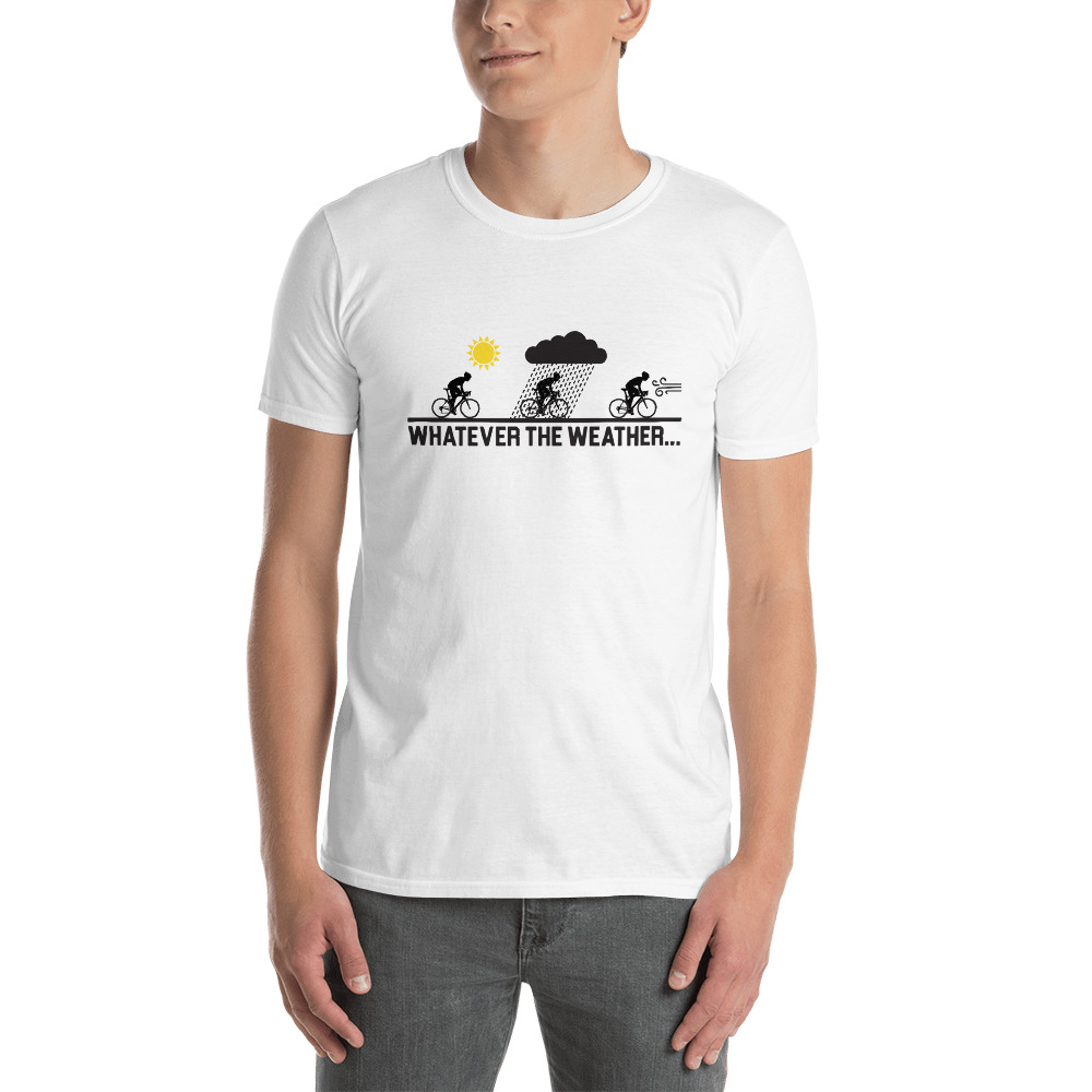 Velo Mule Whatever The Weather Cycling T-Shirt